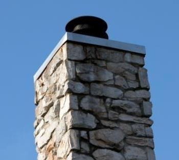  Stainless Steel Chimney Chase Cover