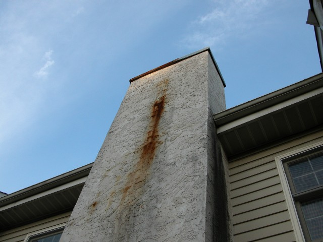 Rust Doesn't Belong On Your Chimney!